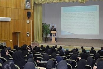 برگزاری کارگاه آموزشی ایمنی، بهداشت و مدیریت پسماند نانومواد در محل در دانشگاه خلیج فارس بوشهر