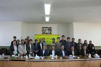"""برگزاری کارگاه آموزشی """"ایمنی نانو مواد و مدیریت پسماندهای شیمیایی"""" همزمان با ششمین هفته فناوری نانو در استان اردبیل"""