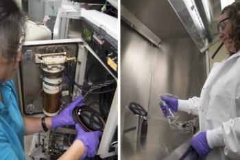 بررسی تاثیر شرایط آب و هوایی بر آزادسازی نانوذرات از پوششهای پلاستیکی توسط محققان NIST