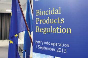 اجرای مقررات جدید ویژه نانومواد تحت مقررات محصولات ضد میکروب