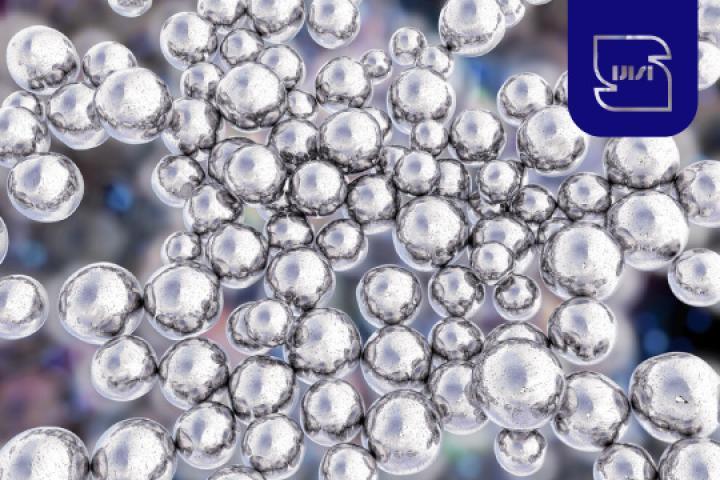 راهنمایی برای تعیین مشخصات و اندازه گیری نانوذرات نقره در کاربردهای ضدباکتری
