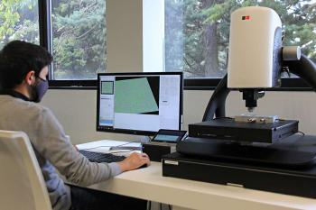 Sensofar and Linkam Develop New Technique for Characterising the Temperature-Induced Topographical Evolution of Nanoscale Materials