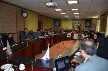 برگزاری کارگاه آموزشی با عنوان: «ایمنی، بهداشت و مدیریت پسماند نانو مواد» در دانشگاه صنعتی قوچان